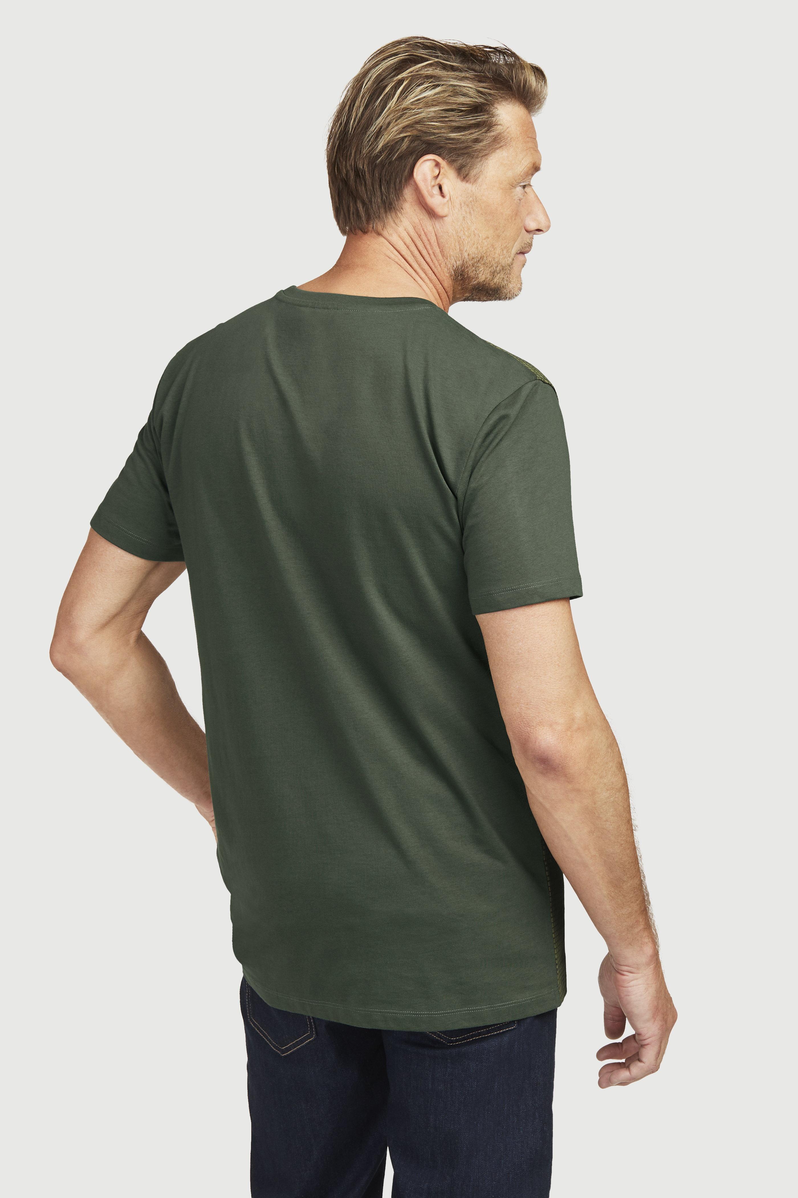 Trikotaažist mugav T-särk