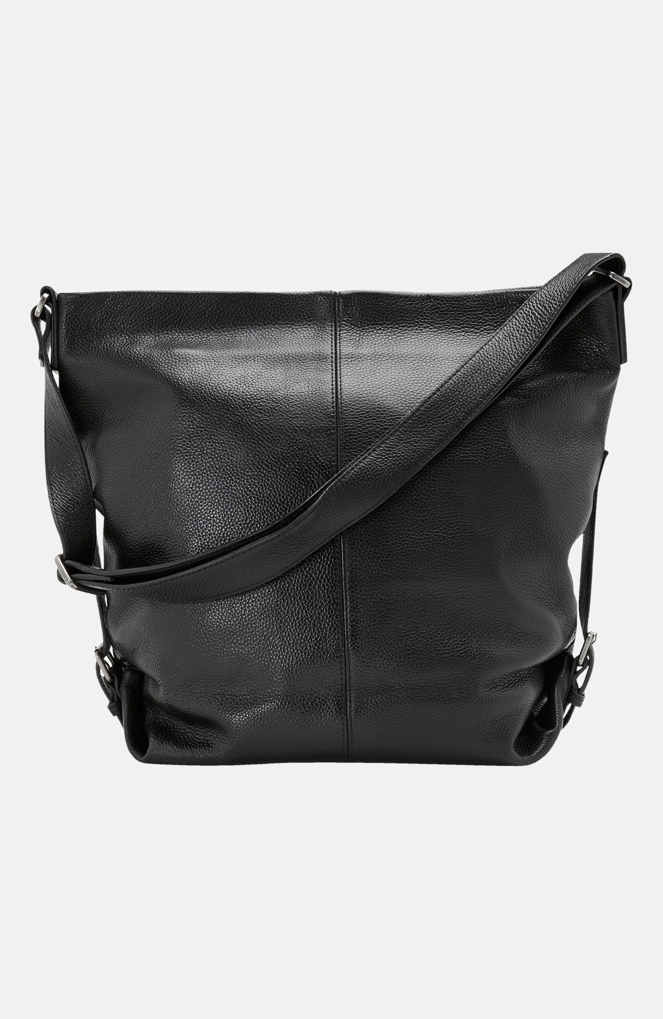 Nahkkott Grained Leather